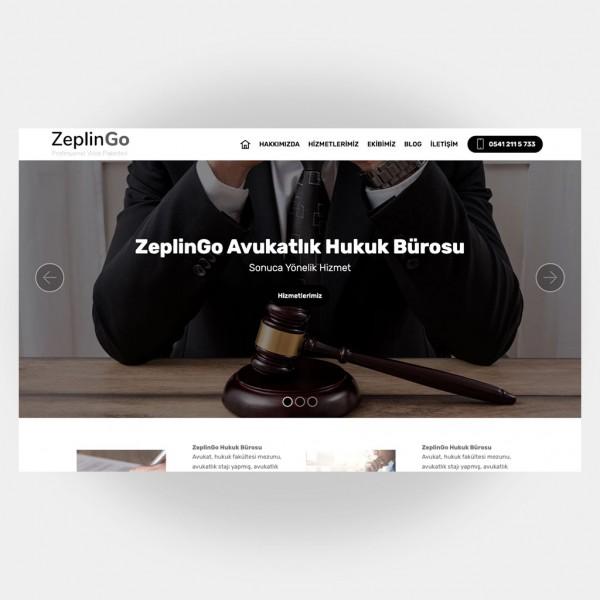 Avukat Hukuk Web Sitesi V5