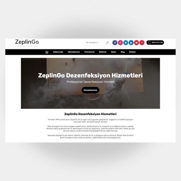 Dezenfeksiyon Web Sitesi V3