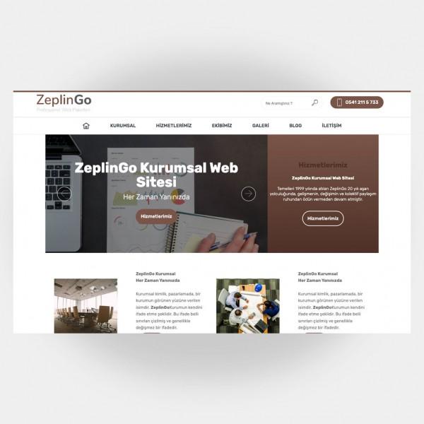 Kurumsal Web Sitesi V2