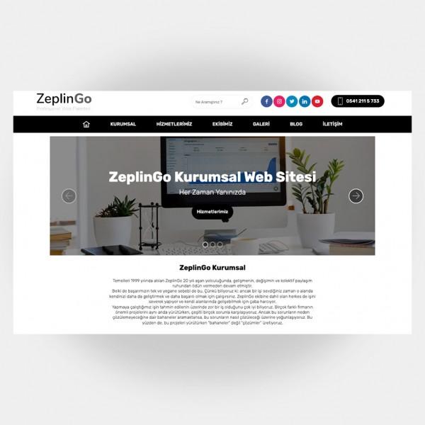 Kurumsal Web Sitesi V3