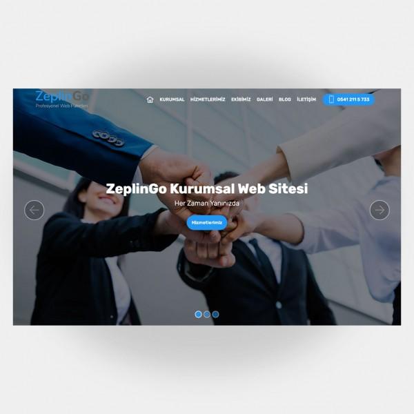 Kurumsal Web Sitesi V4