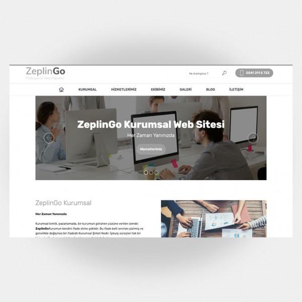 Kurumsal Web Sitesi V6