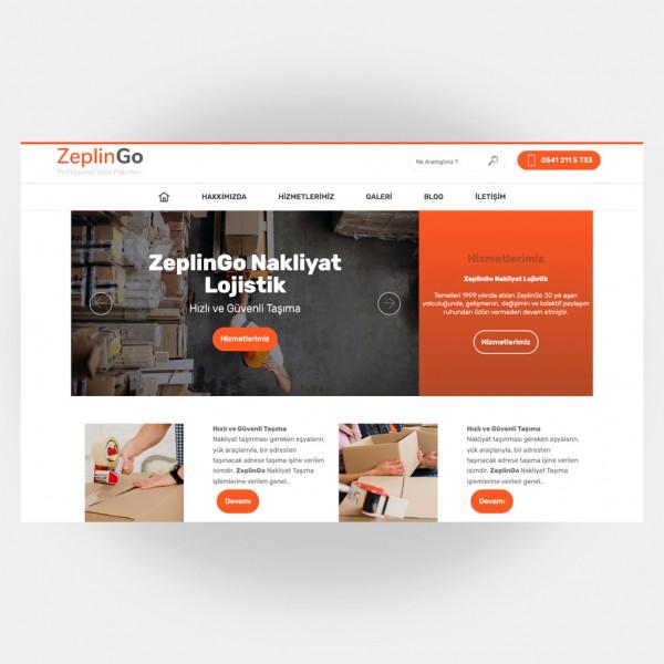 Nakliyat Web Sitesi V2