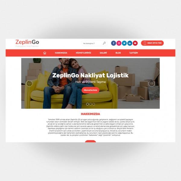 Nakliyat Web Sitesi V3