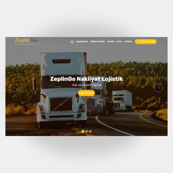 Nakliyat Web Sitesi V4