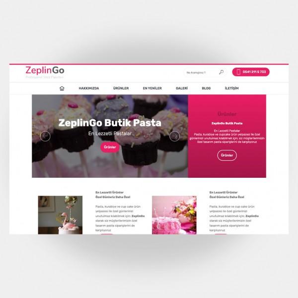 Pastacı Web Sitesi V2