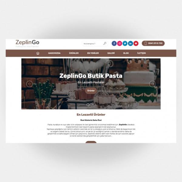 Pastacı Web Sitesi V3