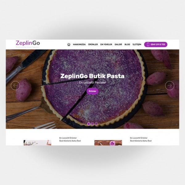 Pastacı Web Sitesi V5