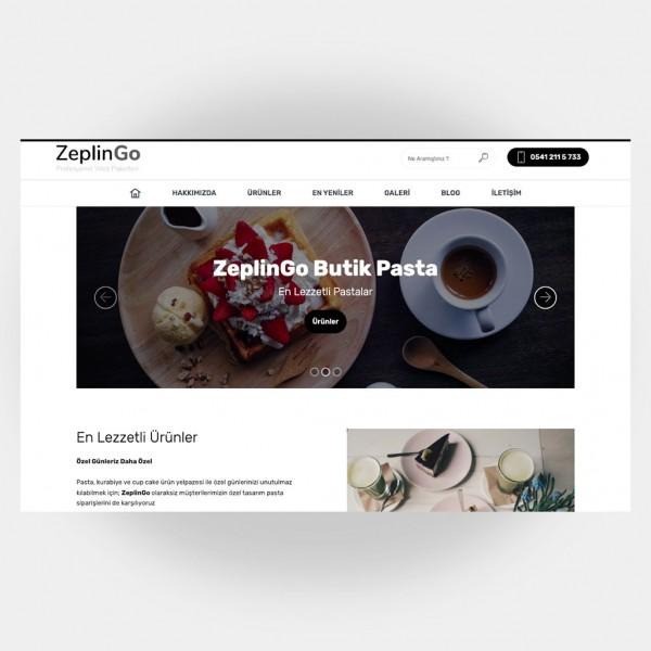 Pastacı Web Sitesi V6