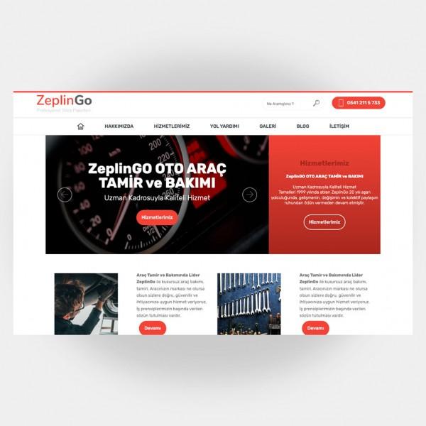 Tamir Servis Web Sitesi V2