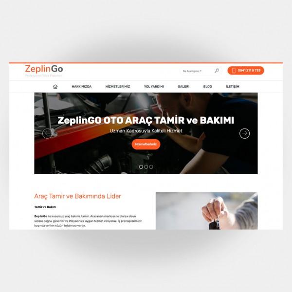 Tamir Servis Web Sitesi V6
