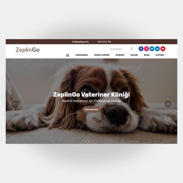 Veteriner Web Sitesi V1