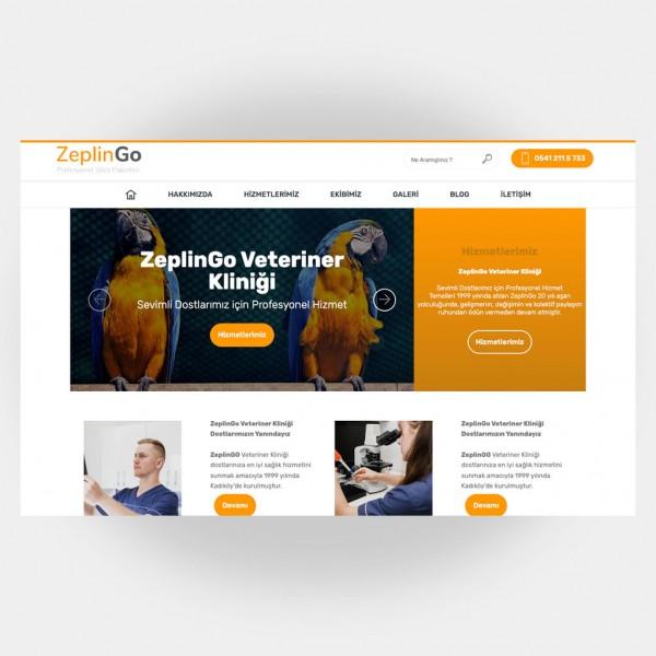 Veteriner Web Sitesi V2 1