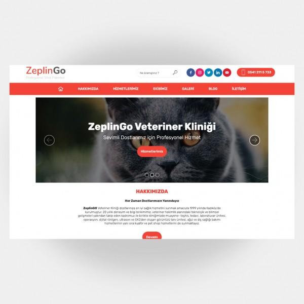 Veteriner Web Sitesi V3