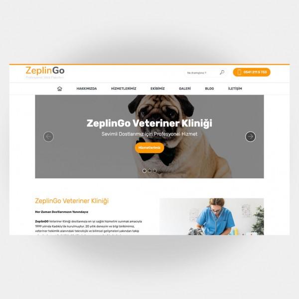 Veteriner Web Sitesi V6